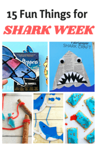 Shark Week Activities