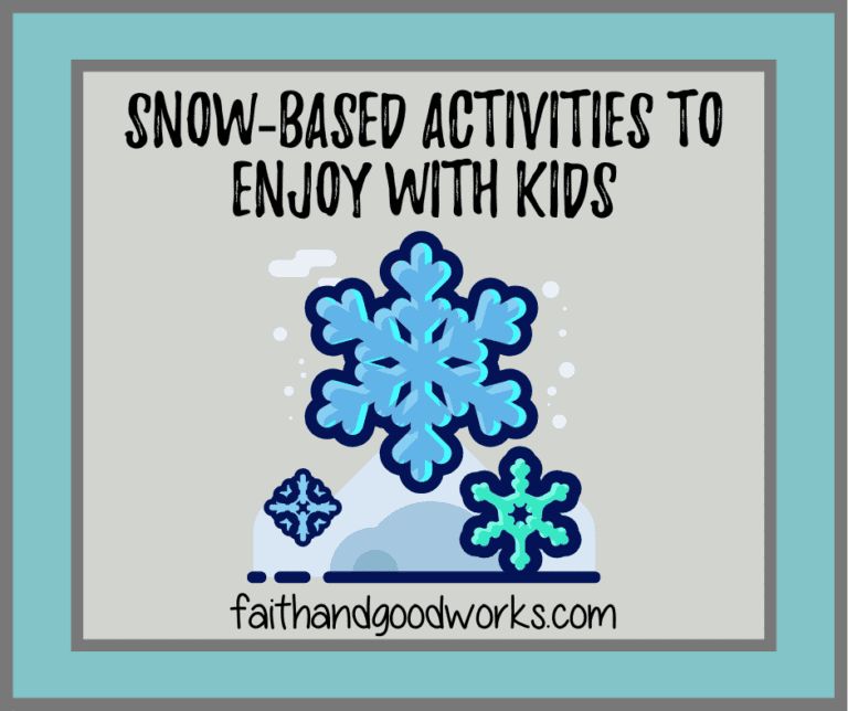 snow-based activities